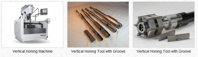 Vertical Single Pass Honing Tools Horizontal Cylinder Honing Custom Size