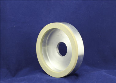 Cylindrical CBN Grinding Wheels 6A2 Shaped With Ceramic Bonds 6 Inch Electroplated
