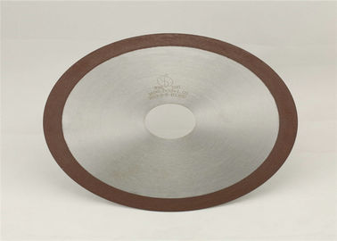 LED Substrate Diamond Grinding Wheels , Nitride Finishing Metal Cutting Discs