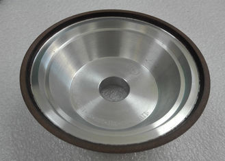 Diamond CBN Resin Bond Grinding Wheel On ANKA / Walter CNC Machine